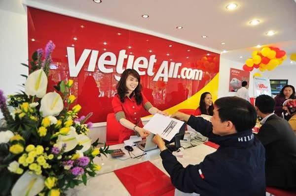 Cách hủy vé máy bay Vietjet