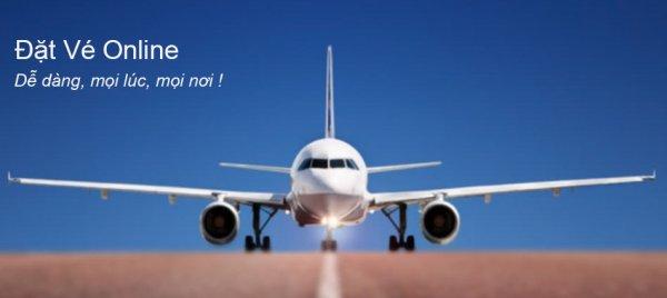 đặt vé máy bay đi huế
