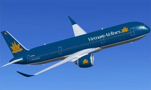 Kết quả hình ảnh cho Vietnam Airlines bay tới Cam Ranh