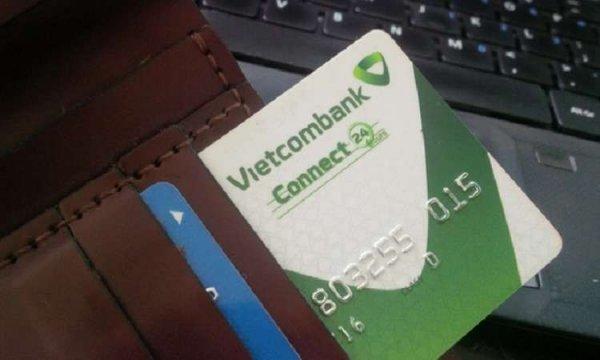 Thẻ ATM ngân hàng Vietcombank
