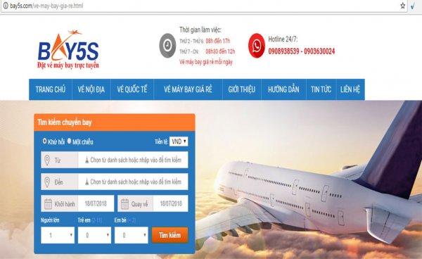 vé máy bay điện tử vietnam airlines